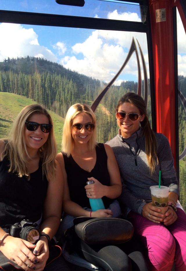 Gondola to Aspen Mountain