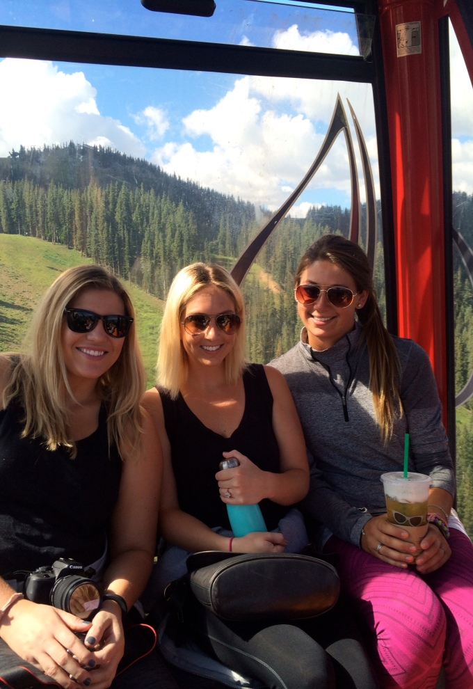 Gondola to Aspen Mountain